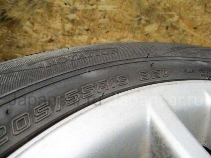 Летниe шины Dunlop 205/55 15 дюймов б/у в Москве