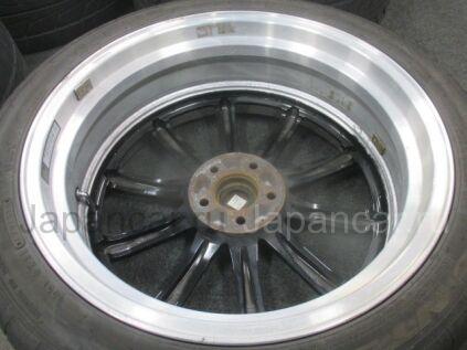 Летниe колеса Nitto nt555 245/40 20 дюймов Rays ширина 8.5 дюймов вылет 35 мм. б/у во Владивостоке