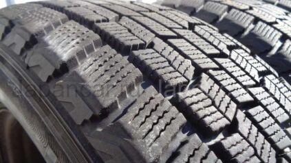 Зимние шины Goodyear 205/65 15 дюймов б/у в Хабаровске