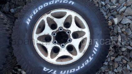 Грязевые колеса Bfgoodrich 265/70 16 дюймов б/у во Владивостоке