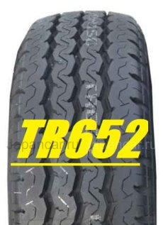 Летниe шины Triangle Tr652 205/70 158 дюймов новые в Артеме