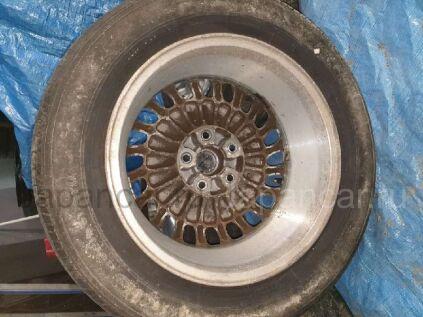 Летниe колеса Yokohama Db decibel e70 215/60 16 дюймов Nissan б/у в Барнауле