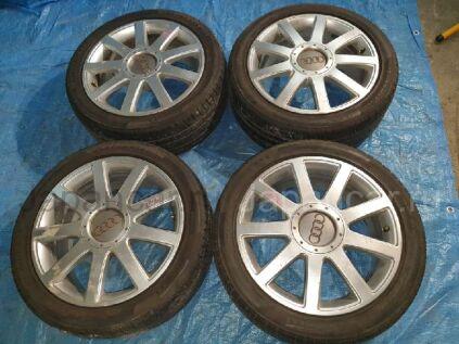 Летниe колеса Pirelli Cinturato p1 225/45 17 дюймов Audi б/у в Барнауле