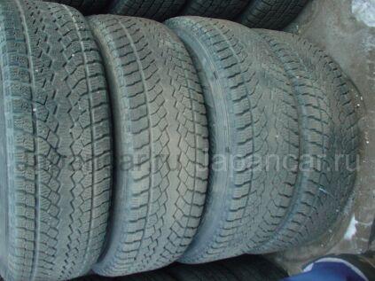 Зимние колеса Yokohama geolandar 215/70 16 дюймов Nissan ширина 6.5 дюймов вылет 40 мм. б/у в Уссурийске