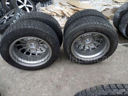 Диски 17 дюймов Bridgestone б/у в Челябинске