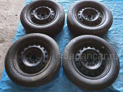 Летниe шины Bridgestone Ecopia nh100 215/60 16 дюймов б/у в Барнауле