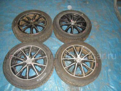 Зимние колеса Dunlop 185/55 15 дюймов б/у в Барнауле