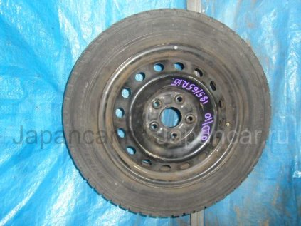 Зимние колеса Dunlop 185/65 15 дюймов б/у в Барнауле