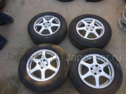 Всесезонные колеса Dunlop 195/70 15 дюймов Zephyr б/у в Уссурийске