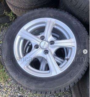 Зимние колеса Zetro Iceedge 175/65 14 дюймов ширина 5 дюймов б/у в Благовещенске
