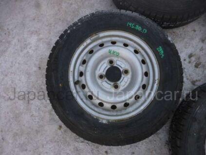 Всесезонные шины Dunlop 145/80 13 дюймов б/у в Уссурийске