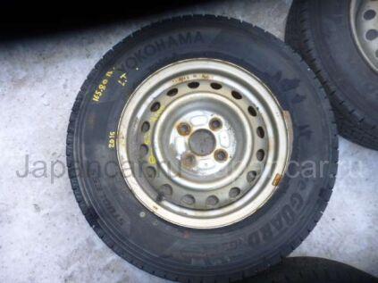Всесезонные шины Yokohama 165/80 13 дюймов б/у в Уссурийске