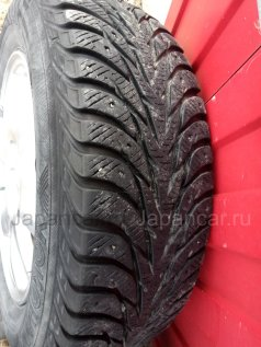 Зимние колеса Yokohama Ice guard 195/65 15 дюймов Subaru ширина 6.5 дюймов вылет 48 мм. б/у в Тюмени