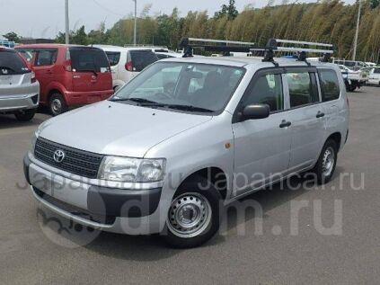 Багажник внешний на Toyota Succeed Van в Хабаровске