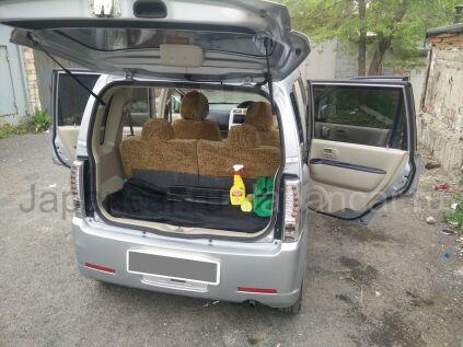 Чехлы сидений на Mitsubishi EK Wagon во Владивостоке