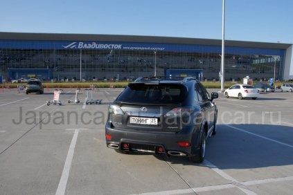 Комплект аэрообвесов на Lexus RX350 во Владивостоке