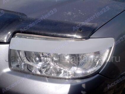 Реснички на Subaru Forester во Владивостоке