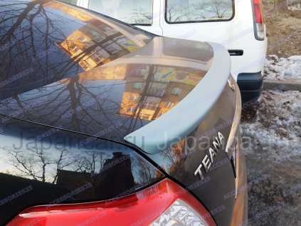 Спойлер на Nissan Teana во Владивостоке