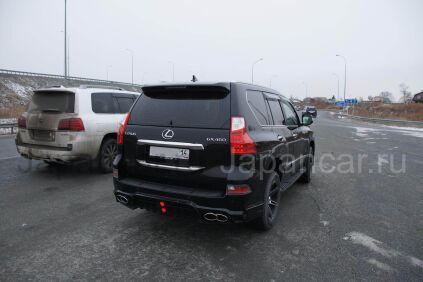 Комплект аэрообвесов на Lexus GX460 во Владивостоке