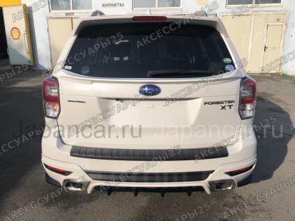 Спойлер на Subaru Forester во Владивостоке