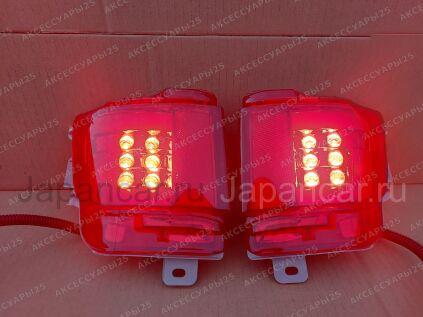 Стоп-сигнал на Toyota Land Cruiser 200 во Владивостоке