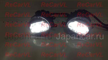 Туманки на Toyota Ractis во Владивостоке