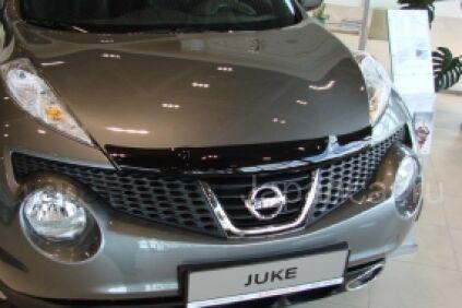 Дефлектор капота на Nissan Juke во Владивостоке