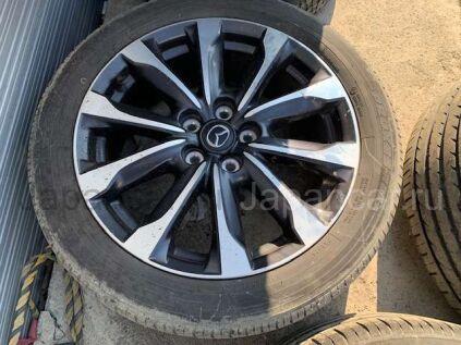Летниe колеса Mazda Cx3 215/60 18 дюймов б/у в Уссурийске