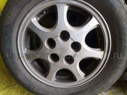 Летниe колеса Pirelli Cinturato p1 195/65 15 дюймов Toyota б/у в Комсомольске-на-Амуре