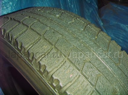 Зимние шины Япония Bridgestone 165/80 13 дюймов б/у во Владивостоке