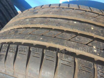 Летниe шины Dunlop Sp sport 245/55 17 дюймов б/у в Новосибирске