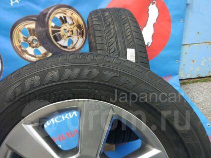 Летниe шины Dunlop Grandtrek pt2 225/65 17 дюймов б/у в Новосибирске