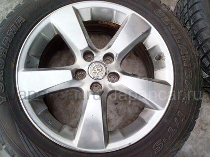 Диски 18 дюймов Toyota ширина 7 дюймов вылет 35 мм. б/у в Челябинске