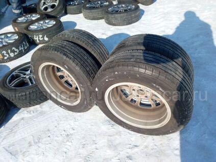 Летниe шины Toyo Nanoenergy j59 195/65 15 дюймов б/у в Челябинске