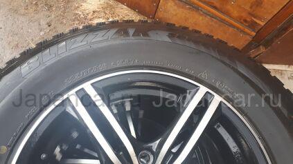 Зимние колеса Bridgestone Blizzak spike-01 235/70 16 дюймов Wiger ширина 6.5 дюймов вылет 45 мм. б/у в Комсомольске-на-Амуре