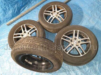 Летниe колеса Dunlop Enasave ec202 195/65 15 дюймов Enkei вылет 5 мм. б/у в Барнауле