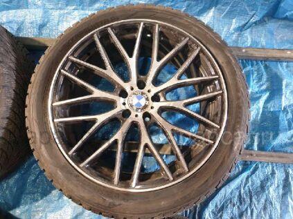 Зимние колеса Nokian Hakkapeliitta r2 245/45 19 дюймов Bmw вылет 5 мм. б/у в Барнауле