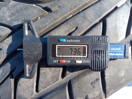 Летниe шины Nitto Extreme zr nt855 225/40 18 дюймов б/у в Челябинске