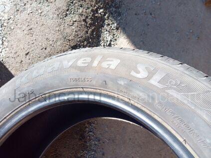 Летниe шины Kenda Kuavela sl 215/60 17 дюймов б/у в Челябинске