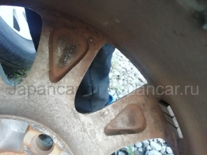 Летниe колеса Dunlop 215/65 16 дюймов Toyota б/у в Хабаровске