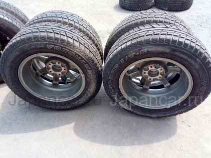 Зимние шины Yokohama Geolandar it-s g073 215/65 16 дюймов б/у в Челябинске