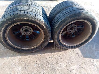 Летниe шины Maxtrek Maximus m1 225/55 17 дюймов б/у в Челябинске
