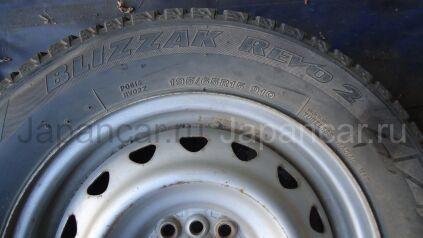 Зимние колеса 195/65 15 дюймов б/у во Владивостоке