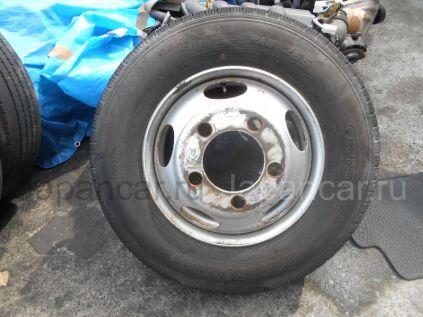 Летниe колеса Bridgestone V-steel r18 265 205/80 175 дюймов б/у во Владивостоке