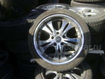 Летниe колеса Bridgestone 215/45 17 дюймов б/у во Владивостоке
