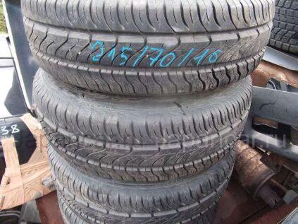 Всесезонные колеса Toyo 215/70 16 дюймов б/у во Владивостоке