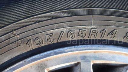 Летниe колеса Toyota Ipsum 195/65 14 дюймов б/у во Владивостоке