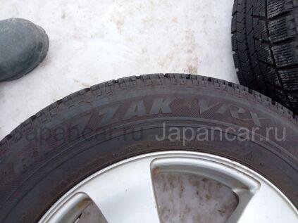 Зимние шины Bridgestone Blizzak vrx 215/60 16 дюймов б/у в Челябинске