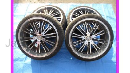 Летниe колеса Yokohama 265/9.5 19 дюймов Anhelo ширина 8.5 дюймов вылет 35.38 мм. б/у во Владивостоке