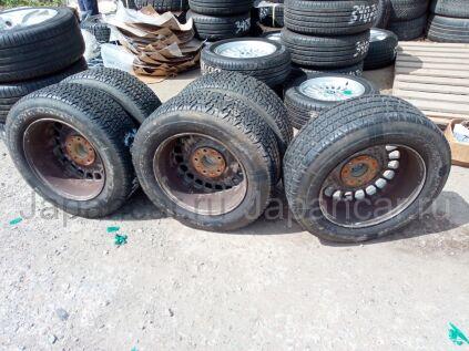 Летниe колеса Michelin Vr390 trx 225/55 165 дюймов Bmw ширина 7 дюймов вылет 22 мм. б/у в Челябинске